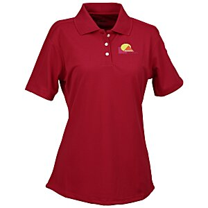 Cool & Dry Stain-Release Performance Polo - Ladies' Main Image