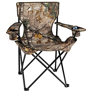 "Camo ""BIG'UN"" Folding Camp Chair Main Image"