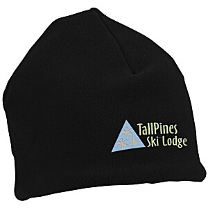 Double Layer Fleece Beanie Main Image