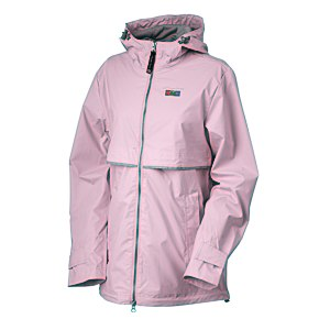New Englander Rain Jacket - Ladies' - Embroidered Main Image