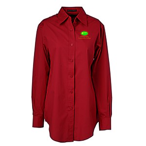 Ultra Club Performance Poplin Shirt - Ladies'