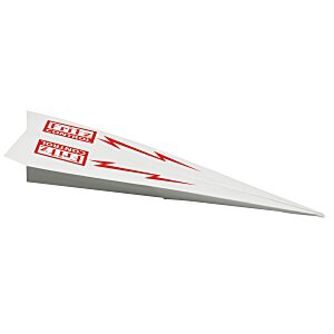 Traditional Fold Paper Airplane