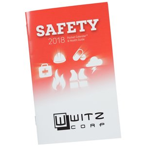Pocket Calendar & Guide - Safety