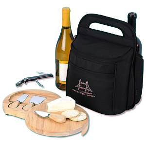 Epicurean Wine & Cheese Kit Main Image