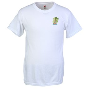 Hanes Original T-Shirt - Embroidered Main Image