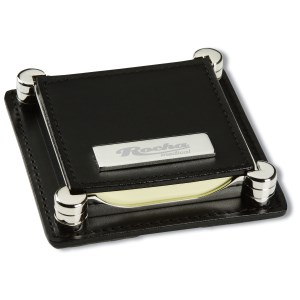 Leather Note Holder Main Image