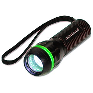 Line Light Aluminum Flashlight