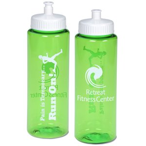 Pain is Temporary Sport Bottle - 32 oz. - Run Main Image