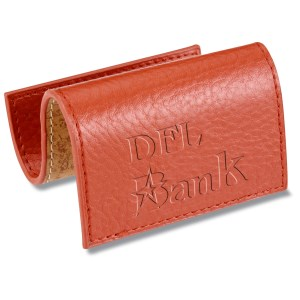 Pathway Business Card Holder - Closeout Main Image