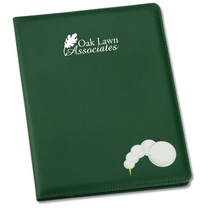 Sportmates Folder - Golf Ball - Closeout Main Image