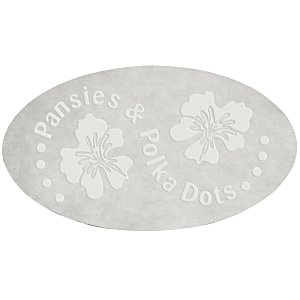 "Embossed Seal by the Roll - Oval - 1-1/2"" x 2-5/8"" Main Image"
