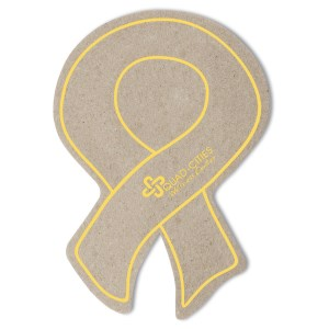 Eco Coaster - Awareness Ribbon - Closeout Main Image