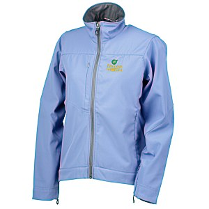 Manchester Bonded Microfiber Jacket - Ladies' Main Image