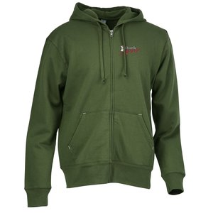Canvas Fremont Full Zip Hooded Sweatshirt - Men's Main Image