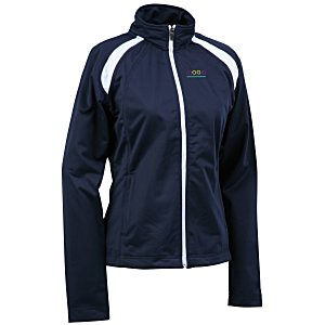 Tricot Track Jacket - Ladies' Main Image