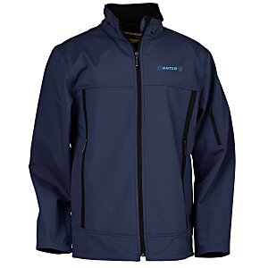 North End 3-Layer Soft Shell Jacket - Men's Main Image