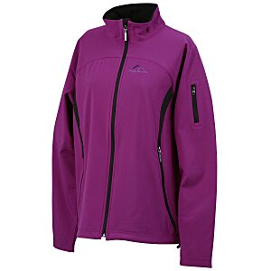 North End 3-Layer Soft Shell Jacket - Ladies' Main Image
