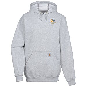 Carhartt Midweight Hooded Sweatshirt - Embroidered Main Image