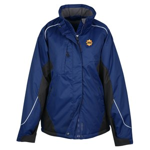North End Color Block Insulated Jacket - Ladies' Main Image