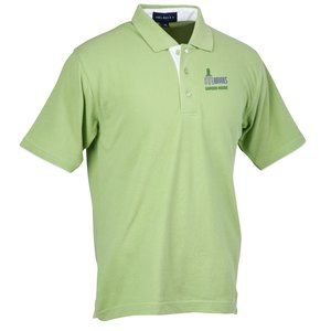 Velocity Piped Placket Polo - Men's