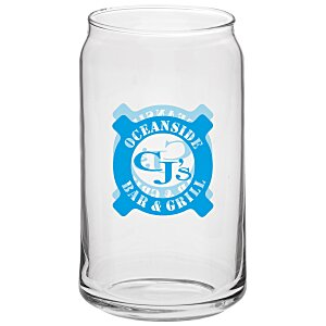 Soda Can Glass - 16 oz. Main Image