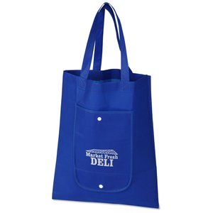 Fold Up Pocket Tote