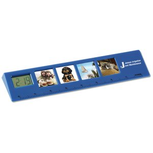 Picture Frame Ruler with Clock Main Image