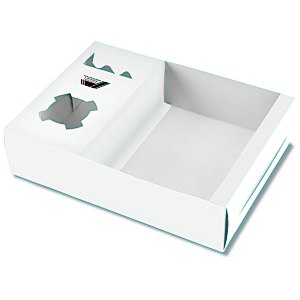 Snack Box/Tray - White Main Image