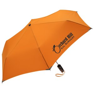"ShedRain Auto Open/Close Walk Safe Umbrella - 42"" Arc"