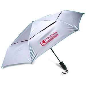 "ShedRays Auto Open/Close Vented Umbrella - 43"" Arc Main Image"