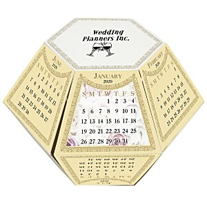 Pop Up Calendar - Wedding Main Image