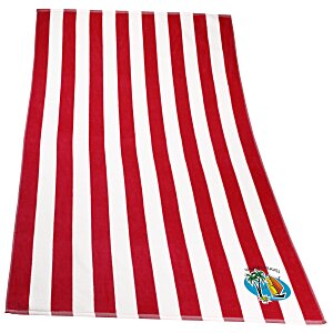 Cabana Stripe Towel Main Image