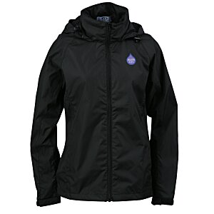 Lightweight Hooded Jacket - Ladies' Main Image