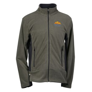 Revelstoke Microfiber Fleece Jacket - Men's