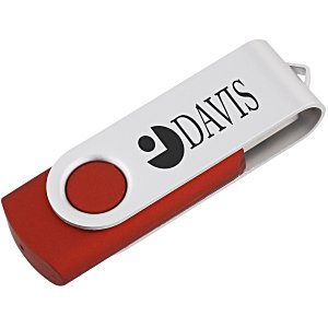 Swing USB Drive - 1GB - 3 Day Main Image