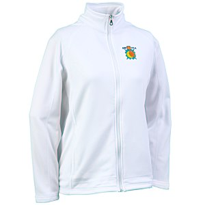 Brushed Back Microfleece Jacket - Ladies' Main Image