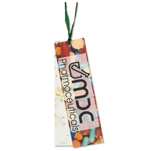 Seeded Message Bookmark - Daisy Main Image