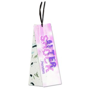 Seeded Message Bookmark - Wild Flower Main Image