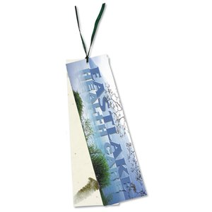 Seeded Message Bookmark - Thai Basil