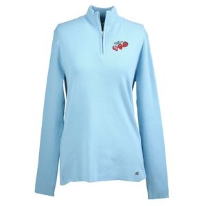 Il Migliore Half Zip Sweater - Ladies' Main Image