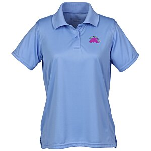 Harriton Moisture Wicking Polo - Ladies' Main Image