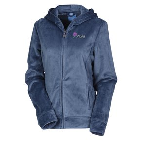 Silken Fleece Jacket Main Image