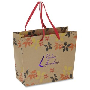 Fashion Matte Eurotote - Asian Floral Main Image