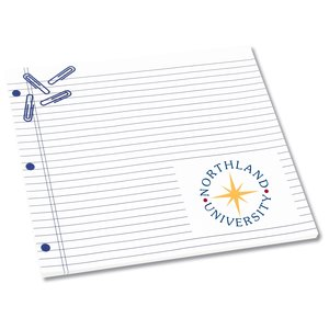 Notepad Mouse Pad - Paper Clip Main Image