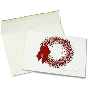 Bursting with Berries Greeting Card Main Image