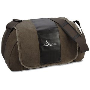 Canvas Duffel - Closeout Main Image