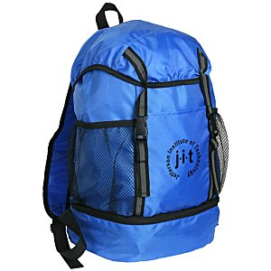 Trail Loop Drawstring Backpack Main Image
