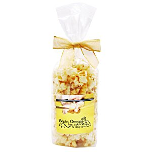 Gourmet Popcorn Bow Bag - Kettle Corn Main Image