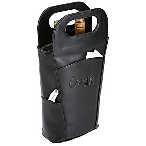Belgio Insulated Double Wine Tote Main Image