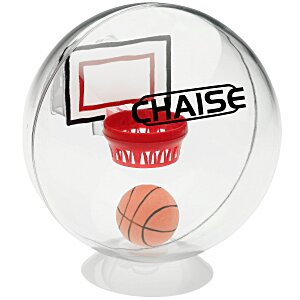 Desktop Basketball Globe Game Main Image